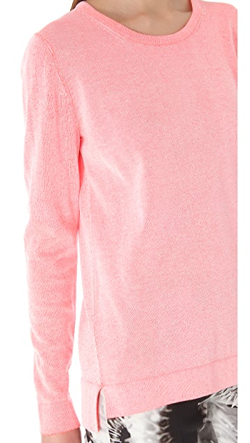 Tibi Easy Reversible Sweater