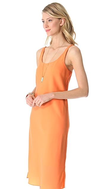 Tibi Alison Tank Dress