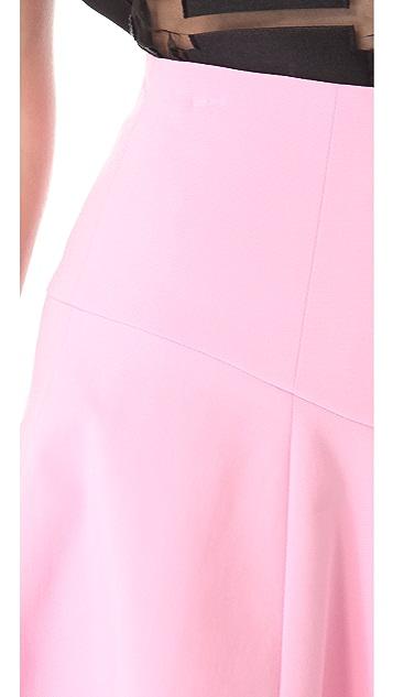 Tibi Milo Corset Skirt