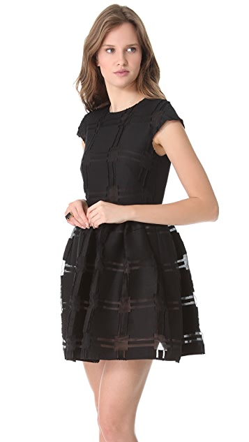 Tibi Organza Dress