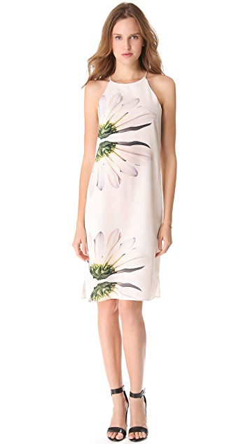 Tibi Emme Halter Dress
