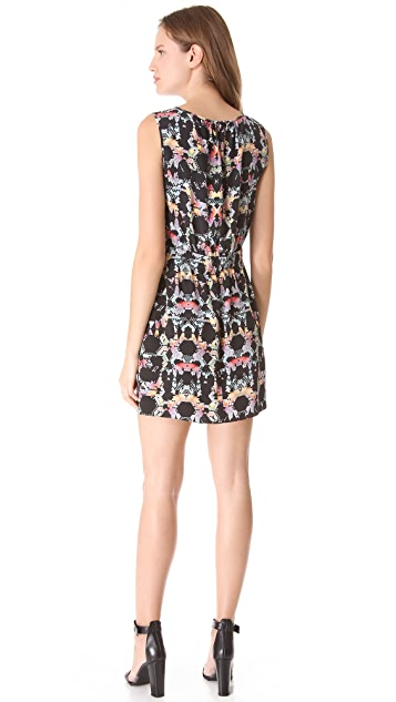 Tibi Kaleidoscope Easy Dress
