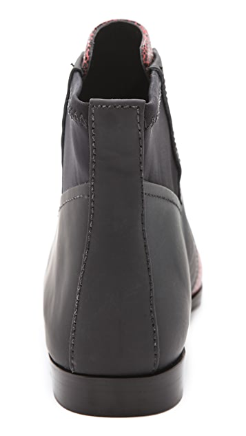 Tibi Philipia Point Toe Booties