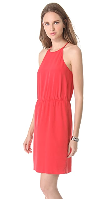 Tibi Halter Dress