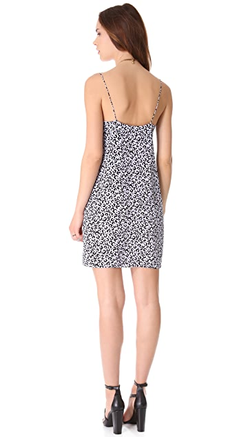 Tibi Leona Slip Dress