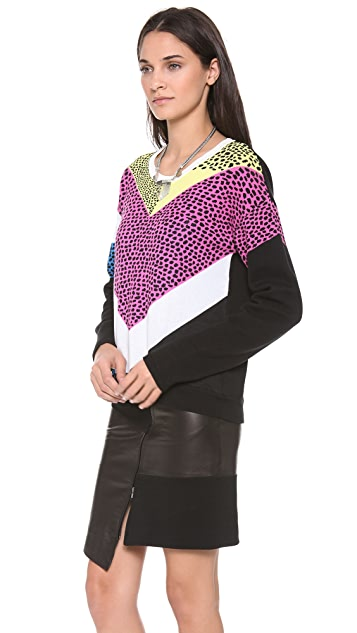 Tibi Easy Pullover