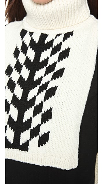 Tibi Sweater Dickey