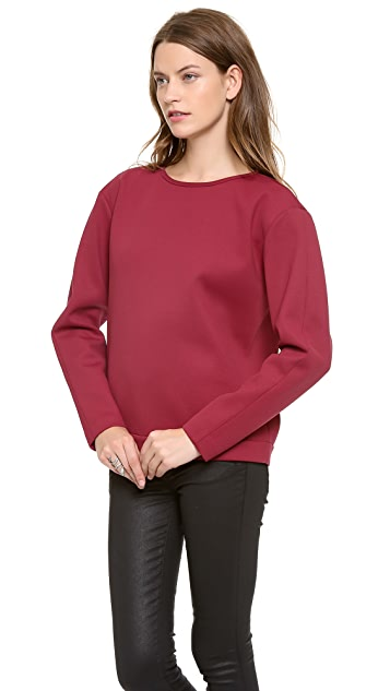 Tibi Sculpted Sweatshirt