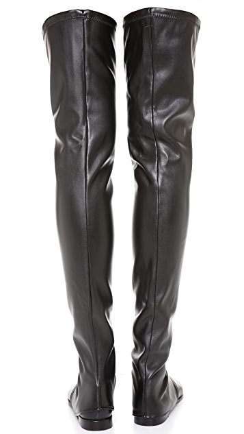 Tibi Thea Convertible Over the Knee Boots