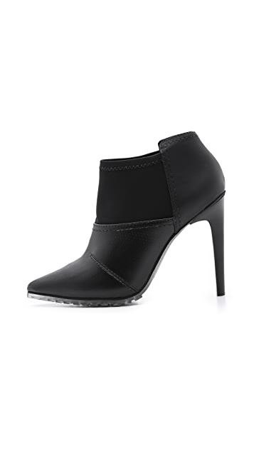 Tibi Kirby Ankle Booties