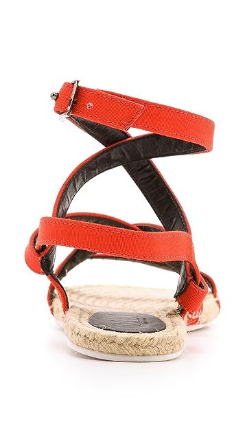 Tibi Melia Espadrille Sandals