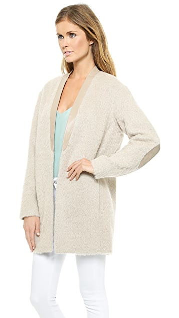 Tibi Long Cardigan Coat