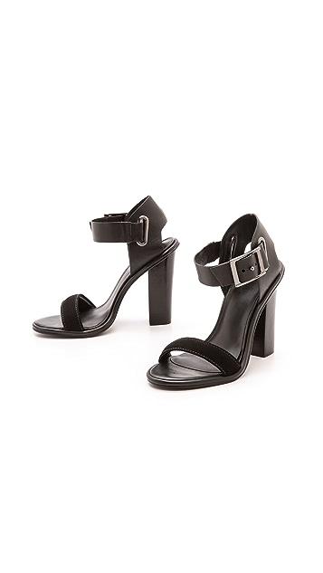 Tibi Devlin Sandals