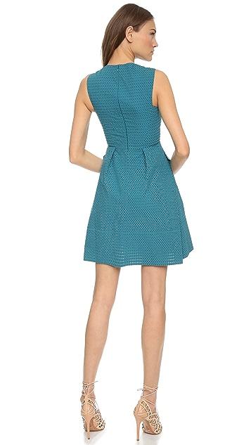 Tibi Flat Origami Dress