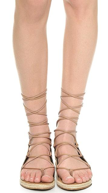Tibi Camilo Gladiator Sandals