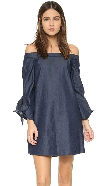 dfaf3d53977d Tibi Off Shoulder Dress