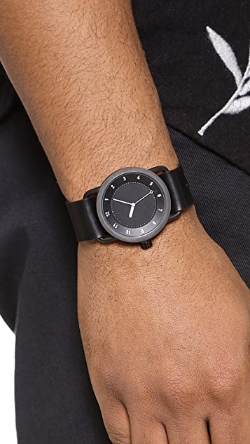 TID Watches No. 1 Leather Watch Strap