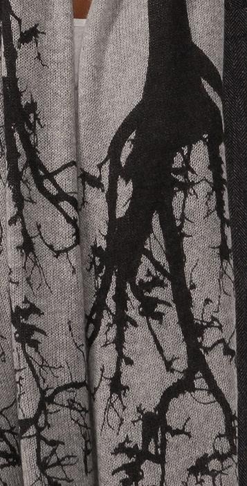 Tilo Tree Print Scarf