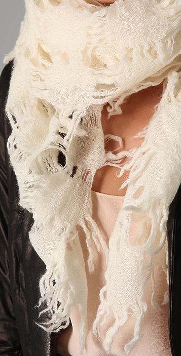 Tilo Open Weave Scarf