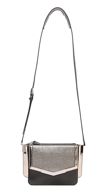 Time's Arrow Specchio Mini Trilogy Bag