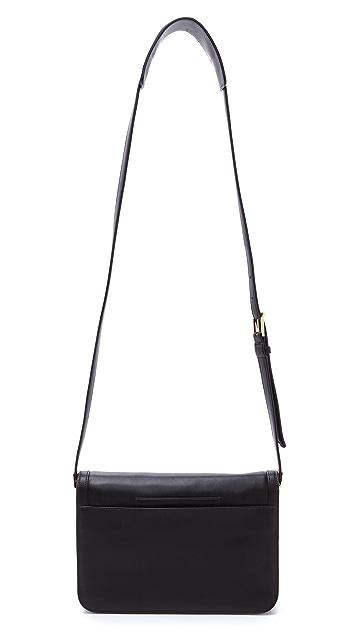 Time's Arrow Affine Small Shoulder Bag