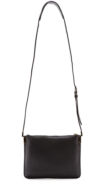 Time's Arrow Haircalf Ishi Small Shoulder Bag