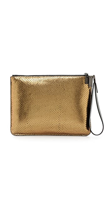 Time's Arrow Ishi Small Wristlet