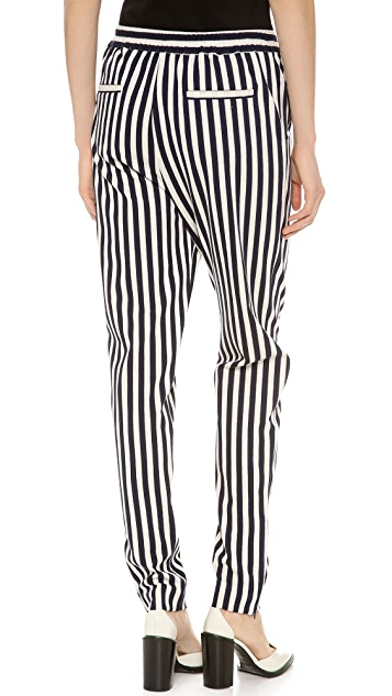Timo Weiland Jersey Track Pants