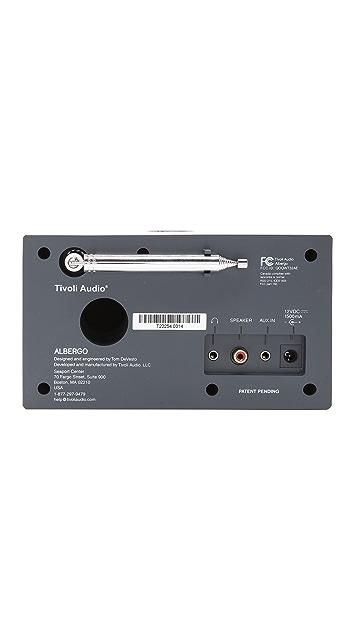Tivoli Audio Albergo Bluetooth Clock Radio