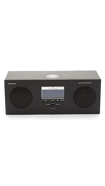 Tivoli Audio Music System Three