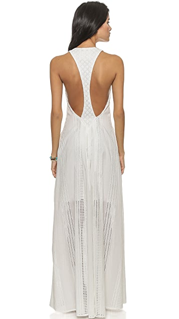 The Jetset Diaries North Of Fira Maxi Dress