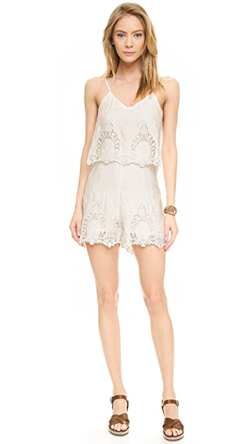 The Jetset Diaries Without Suspense Romper