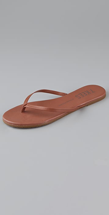 TKEES Foundations Thong Sandals