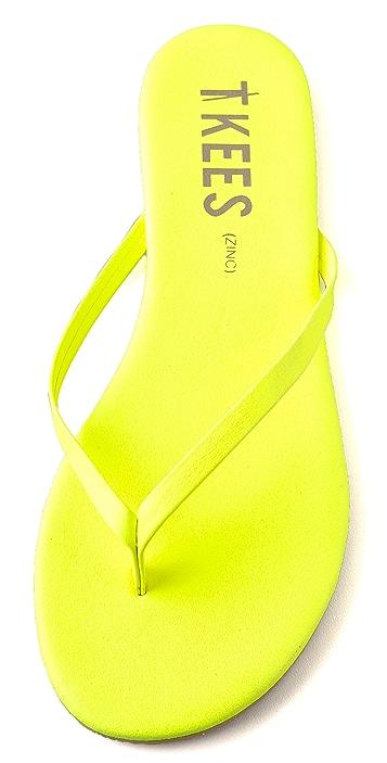TKEES Zincs Thong Sandals