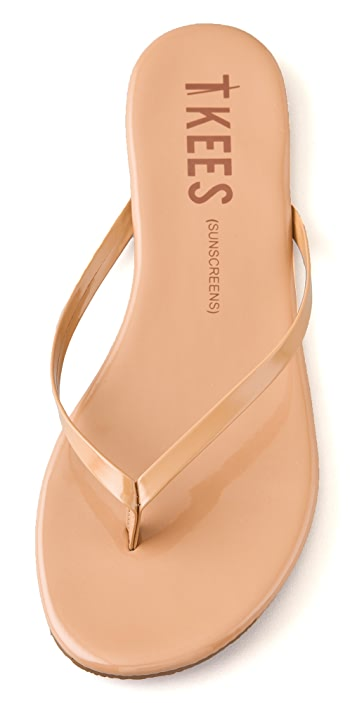 TKEES Sunscreens Thong Sandals
