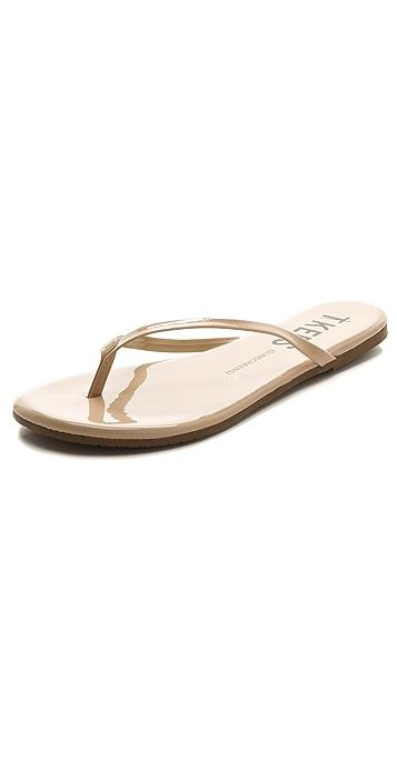 TKEES Patent Sunscreen Flip Flops
