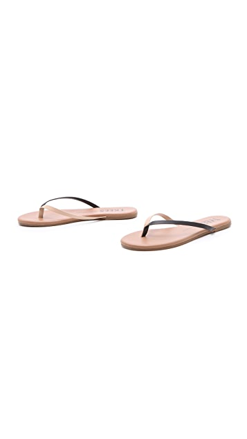TKEES Mixed Palette Flip Flops