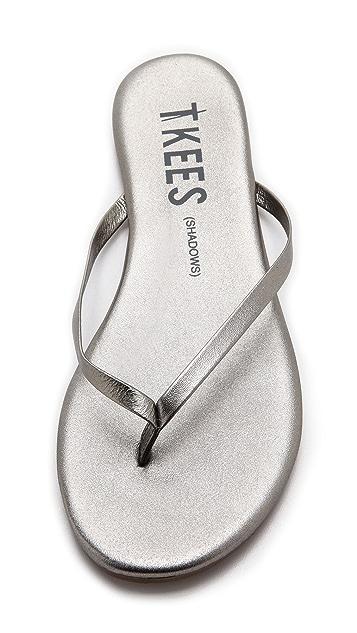 TKEES Shadow Flip Flops