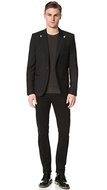 The Kooples Tailored Super 100s Jacket