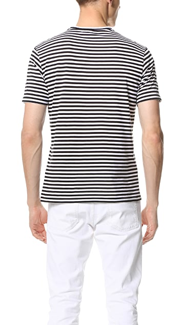 The Kooples Striped Tee