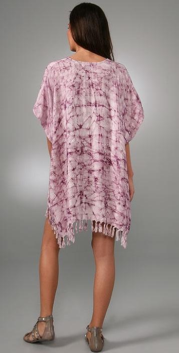 Tigerlily Doreto Batik Caftan Dress