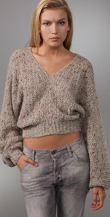 Tigerlily Alis V Neck Sweater