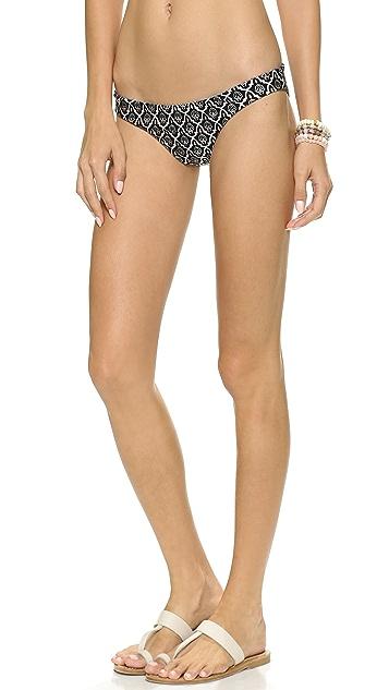 Tigerlily Nefertiti Buzios Reversible Bikini Bottoms