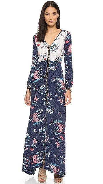 Tigerlily Iola Maxi Dress