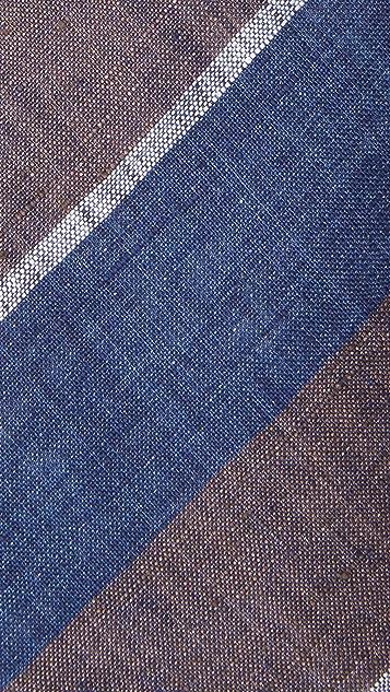 Thomas Mason 7cm Stripe Tie