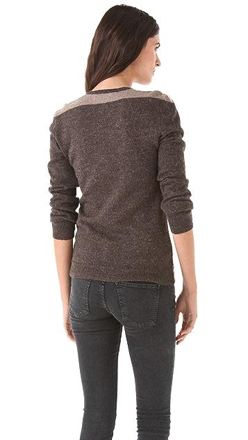 Tocca Striped Pullover Sweater