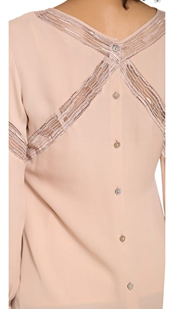 Tocca Citation Blouse