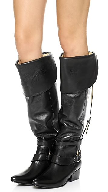 Toga Pulla Tall Over the Knee Boots