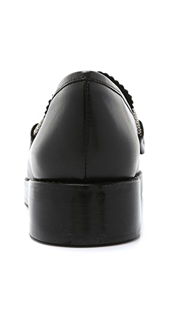 Toga Pulla Pointy Loafers
