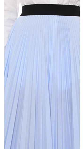 Tome Pleated Skirt